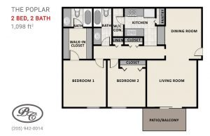 Best Birmingham Apartments