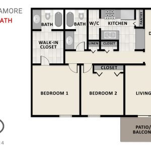 2 Bedroom Apartments In Birmingham